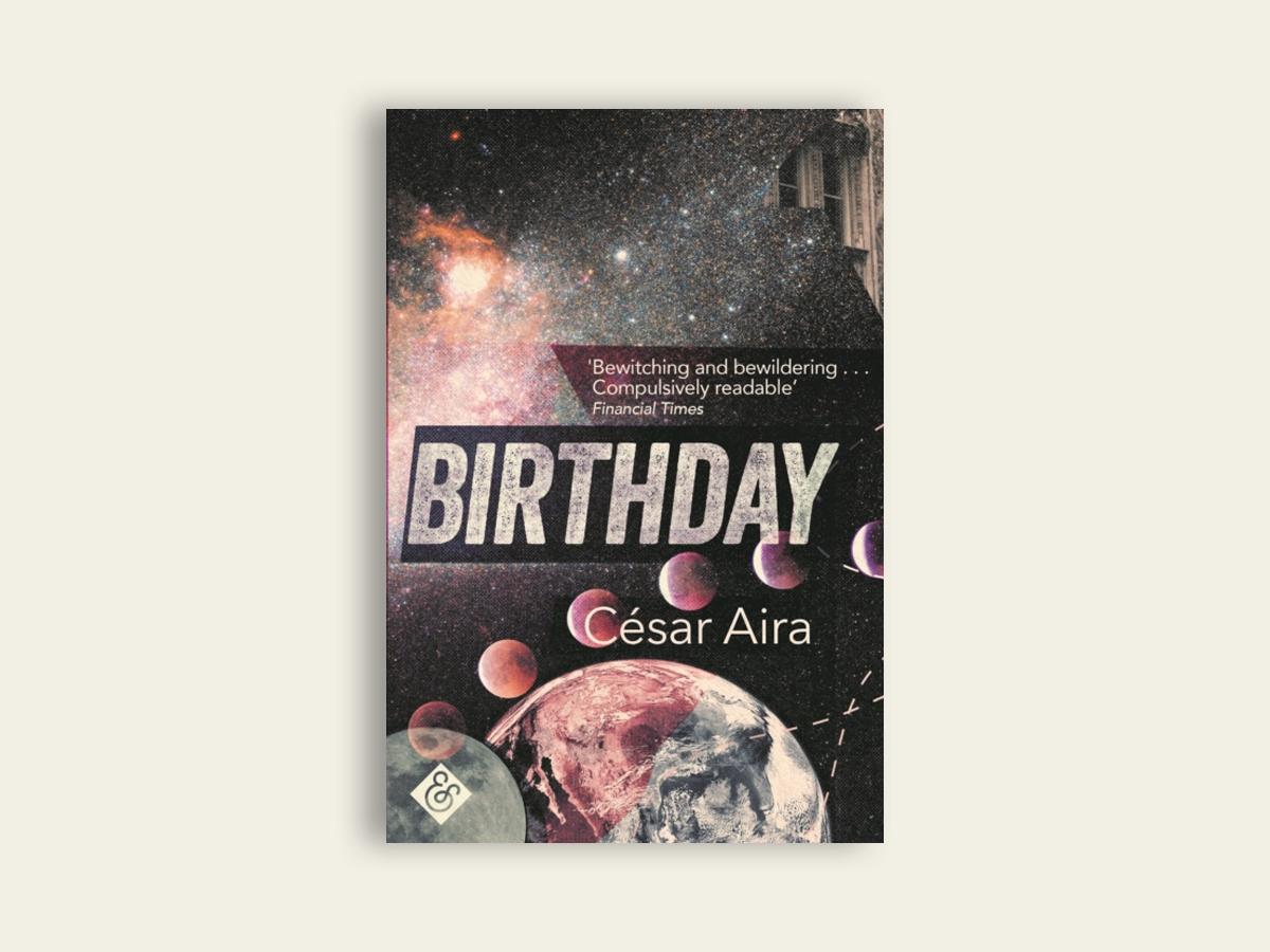 Birthday, Cesar Aria