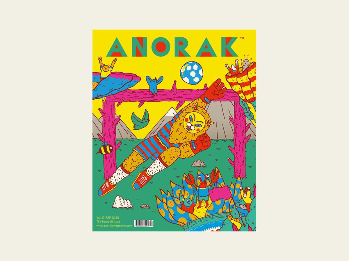 Anorak #47: Football