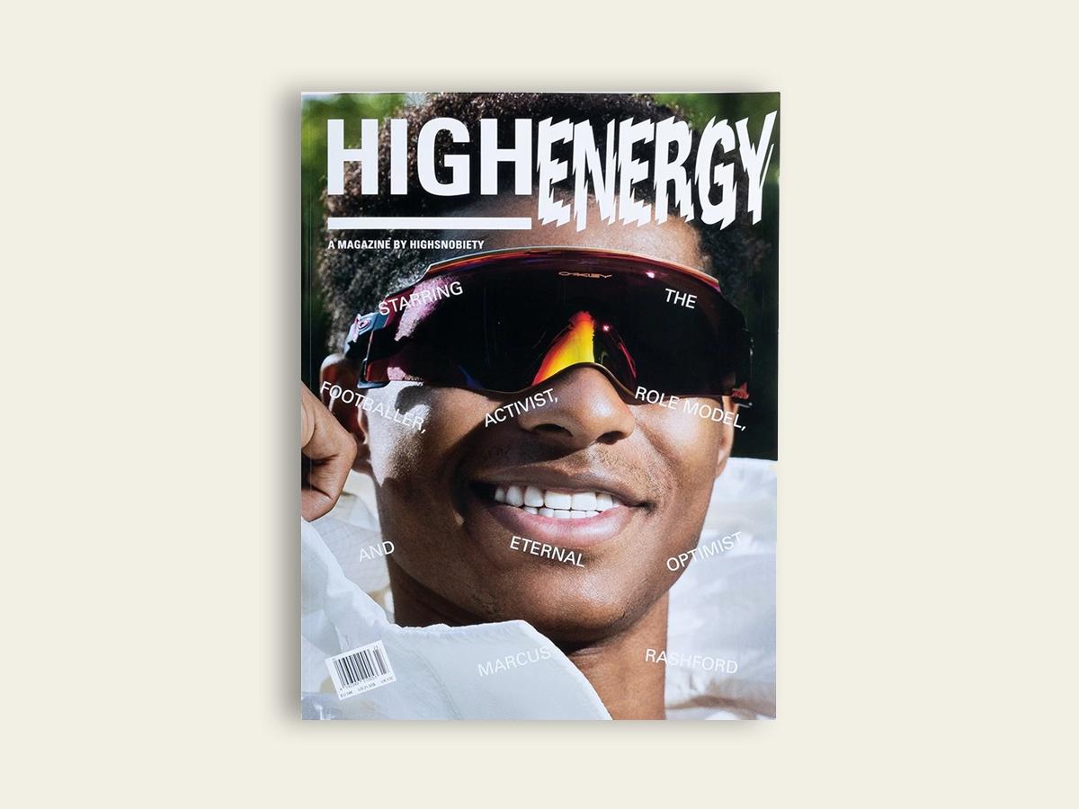 Highsnobiety #23: Highenergy