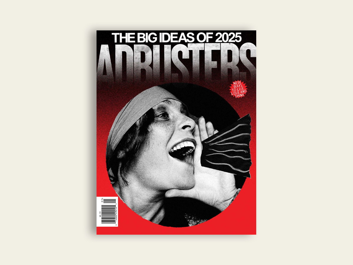Adbusters #152