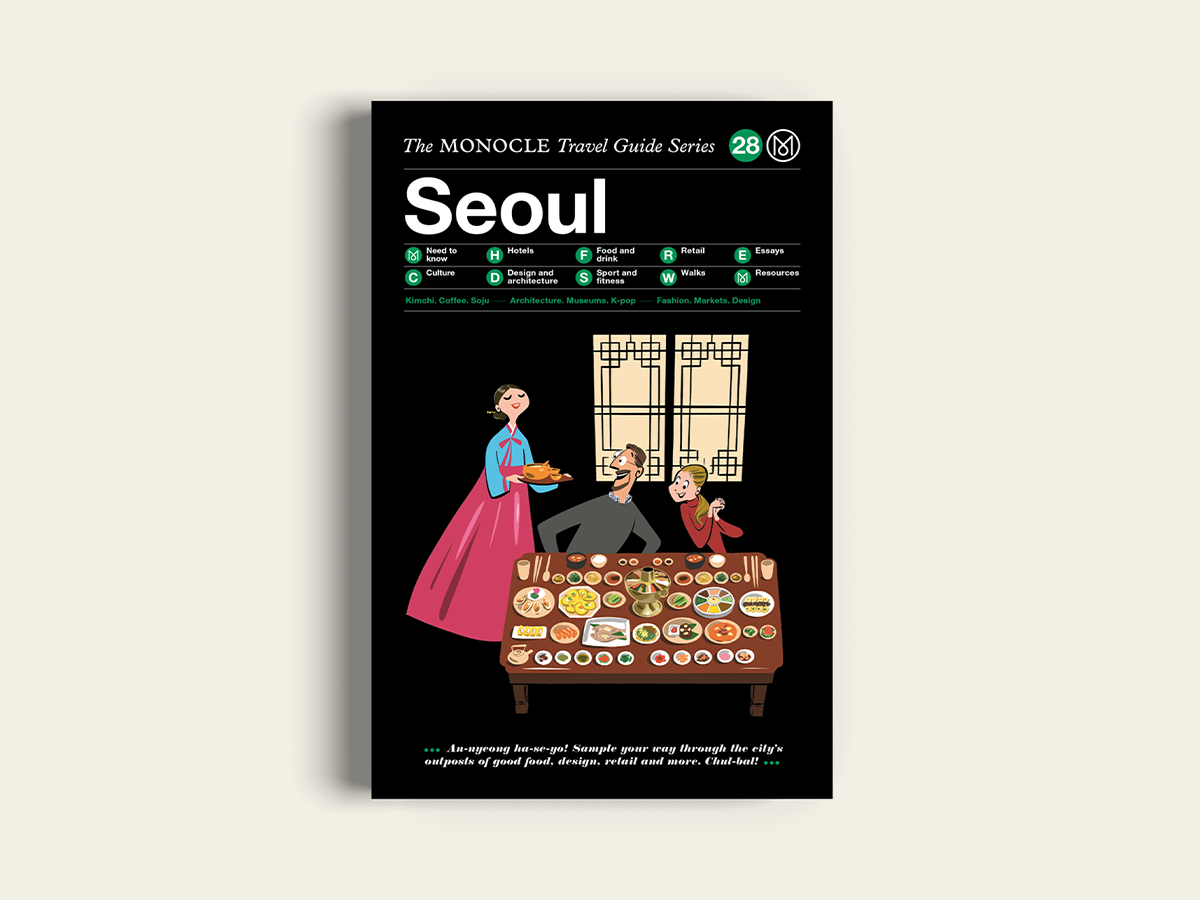 Monocle Travel Guide, Seoul