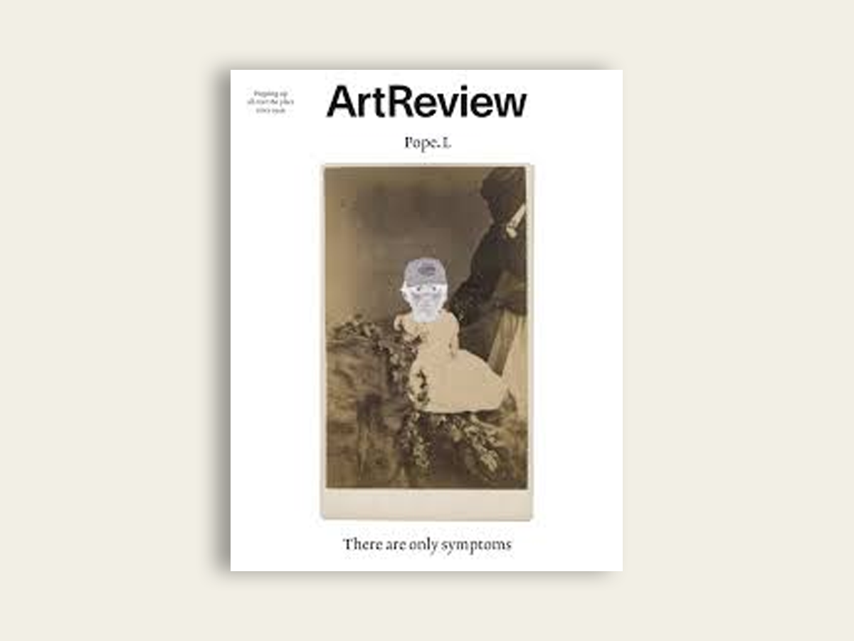 ArtReview, October 2019