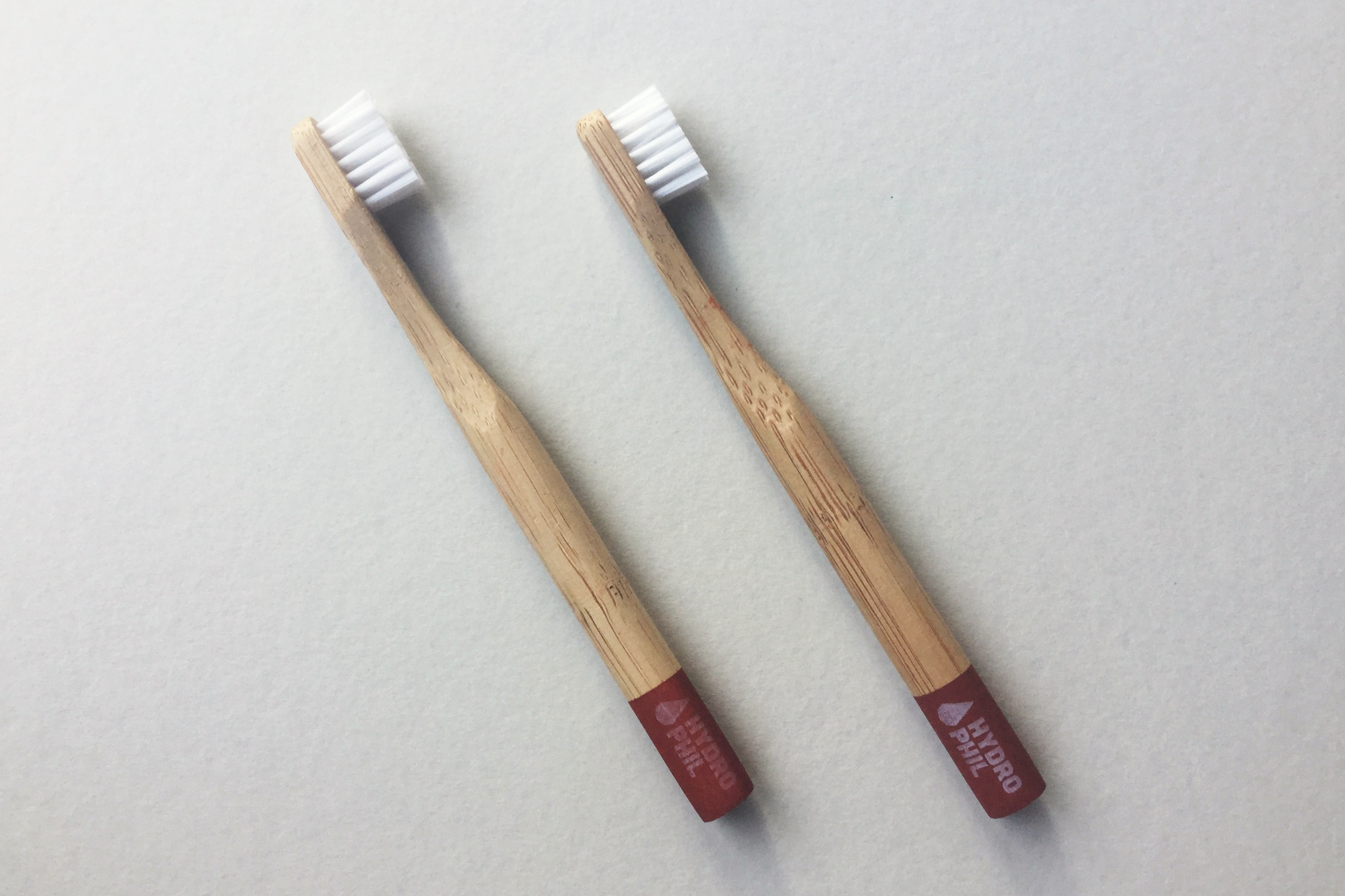 Children's Bamboo Toothbrush