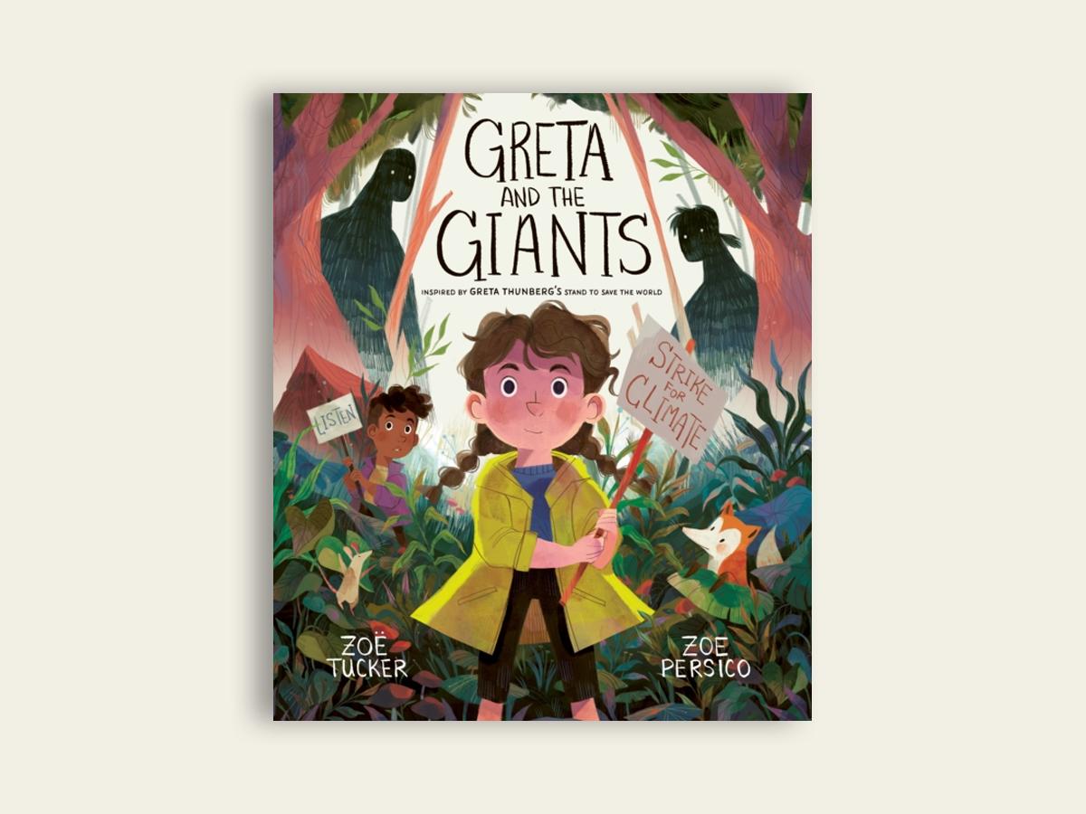 Greta and the Giants, Zoe Tucker