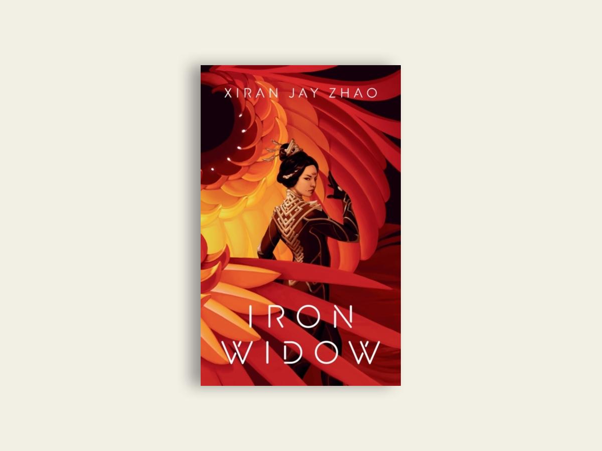 Iron Widow by Xiran Jay Zhao (SIGNED)