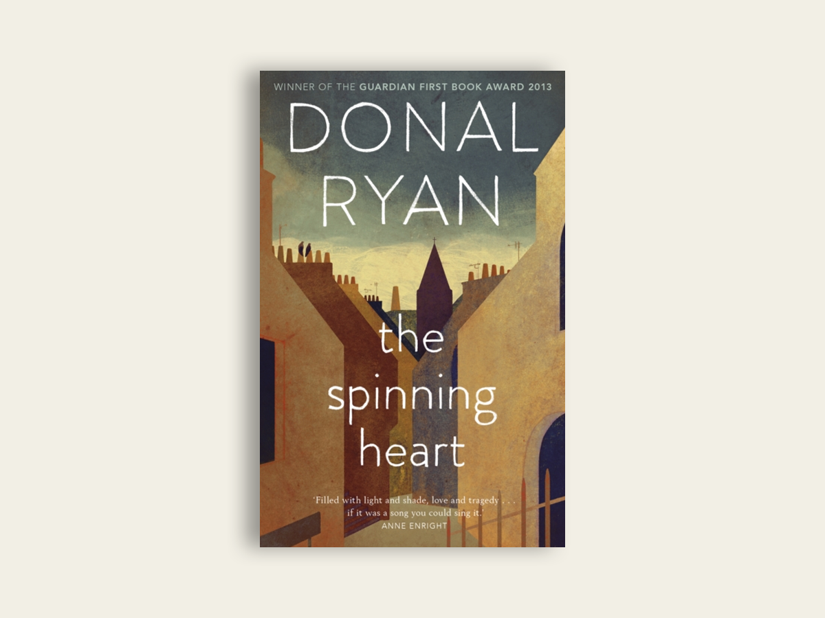 The Spinning Heart, Donald Ryan