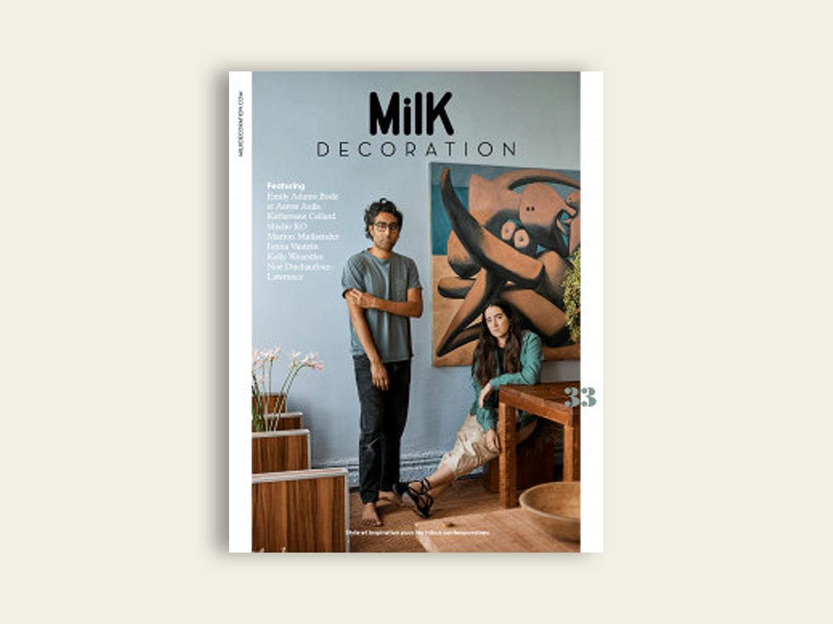 Milk Decoration #33