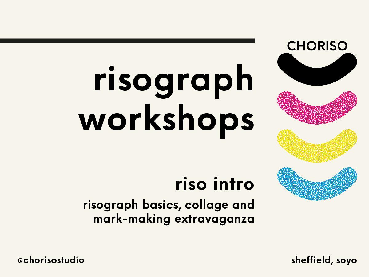 Risograph Workshops