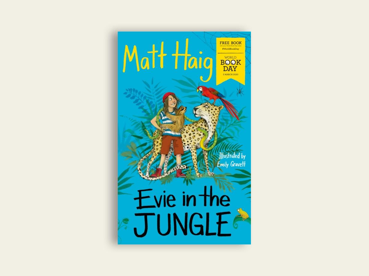 Evie In The Jungle, Matt Haig