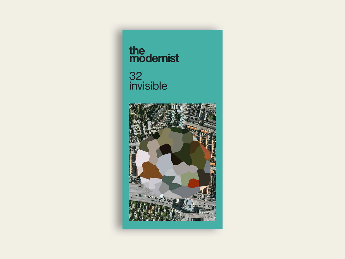 The Modernist #32: Invisible