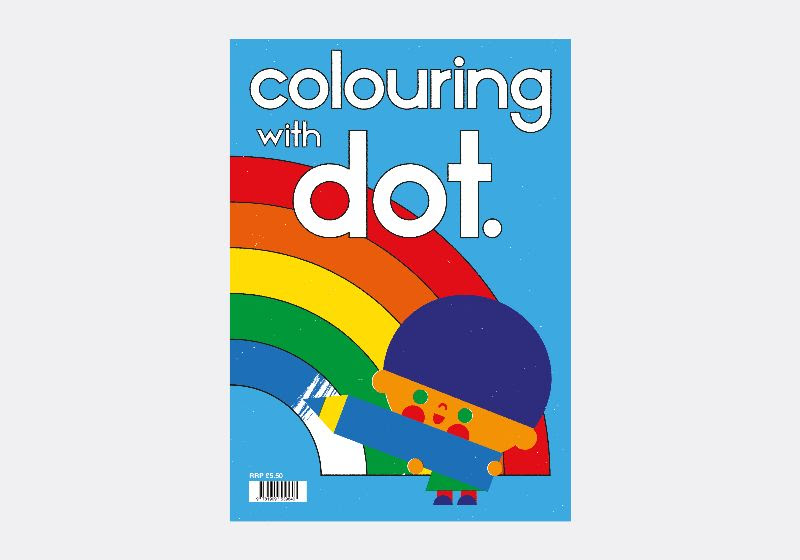 Colouring with DOT