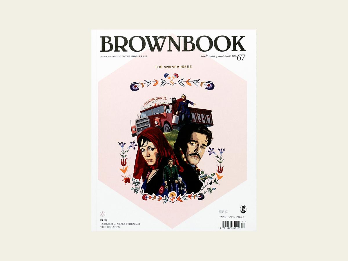 Brownbook #67, Ankara