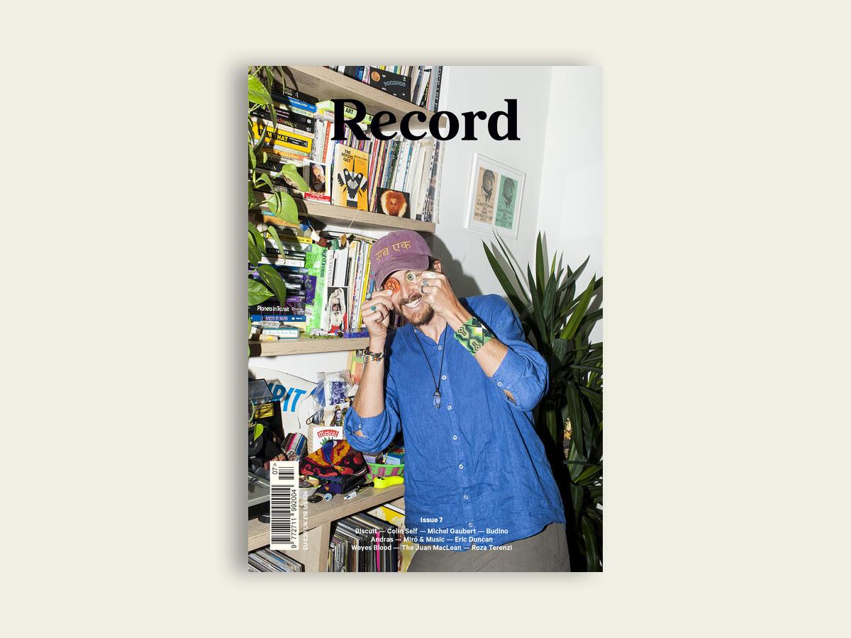 Record Culture #7