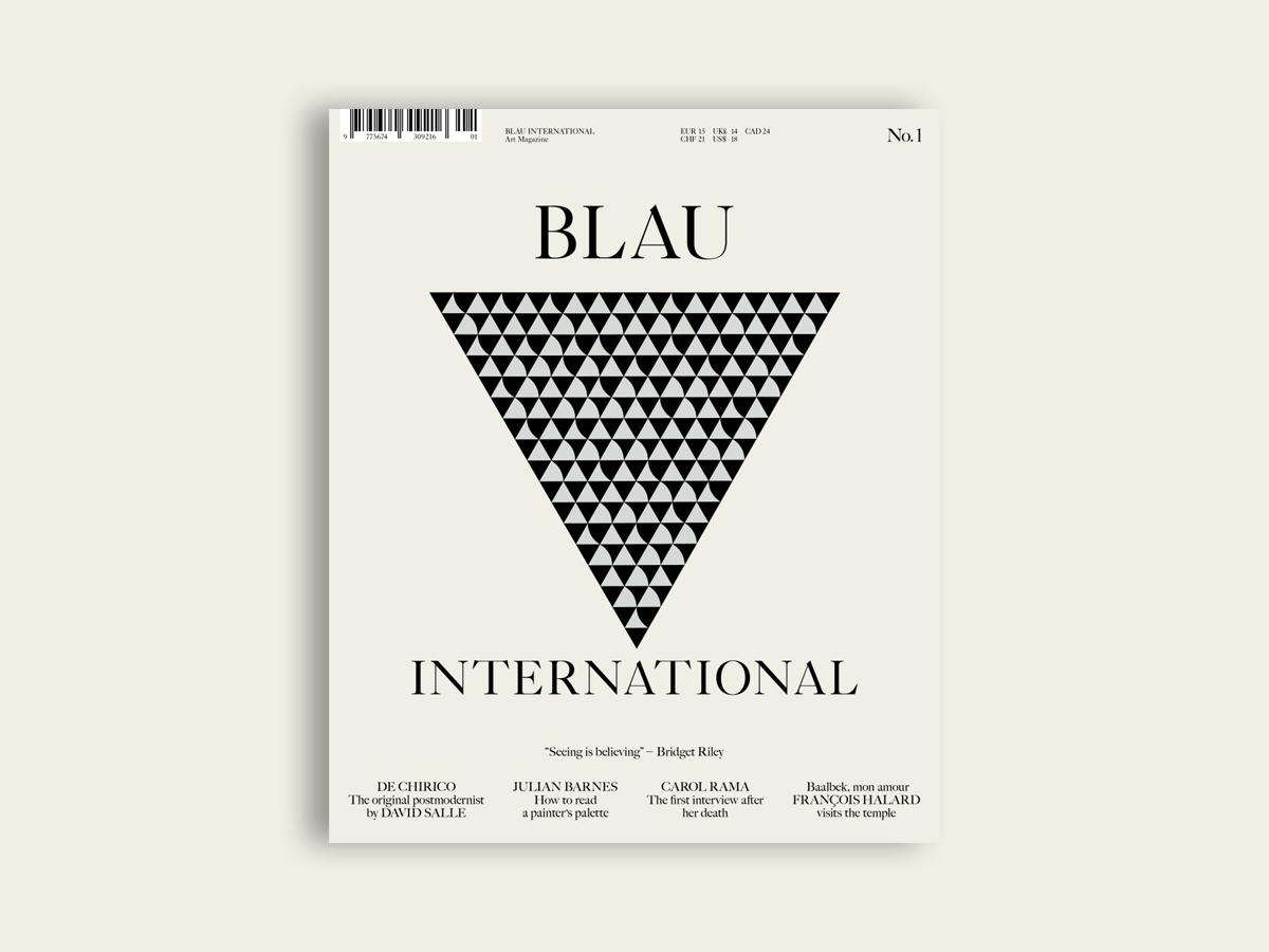 Blau #1