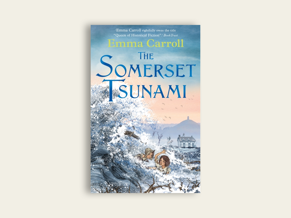 The Somerset Tsunami, Emma Carroll