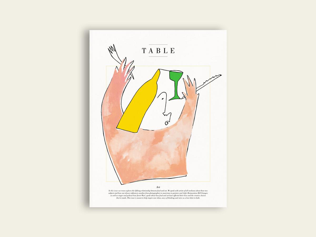 Table #5: Art