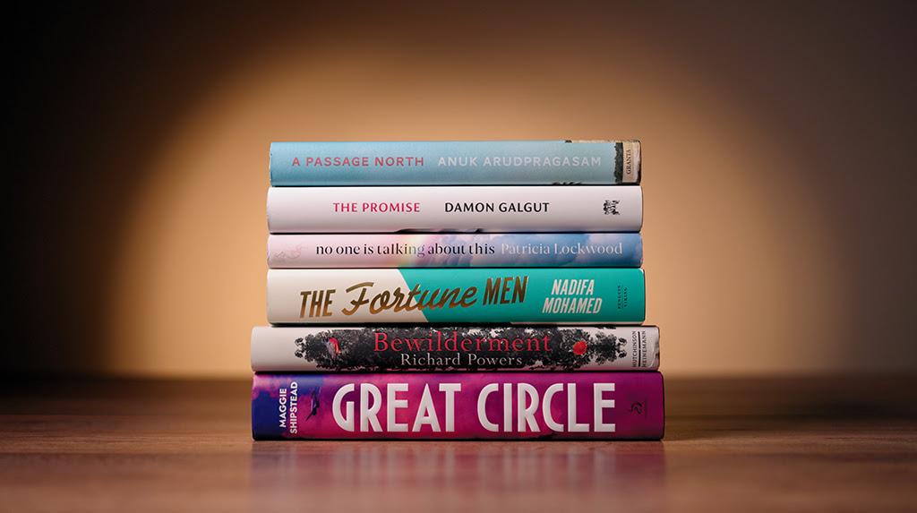 2021 Booker Prize Shortlist