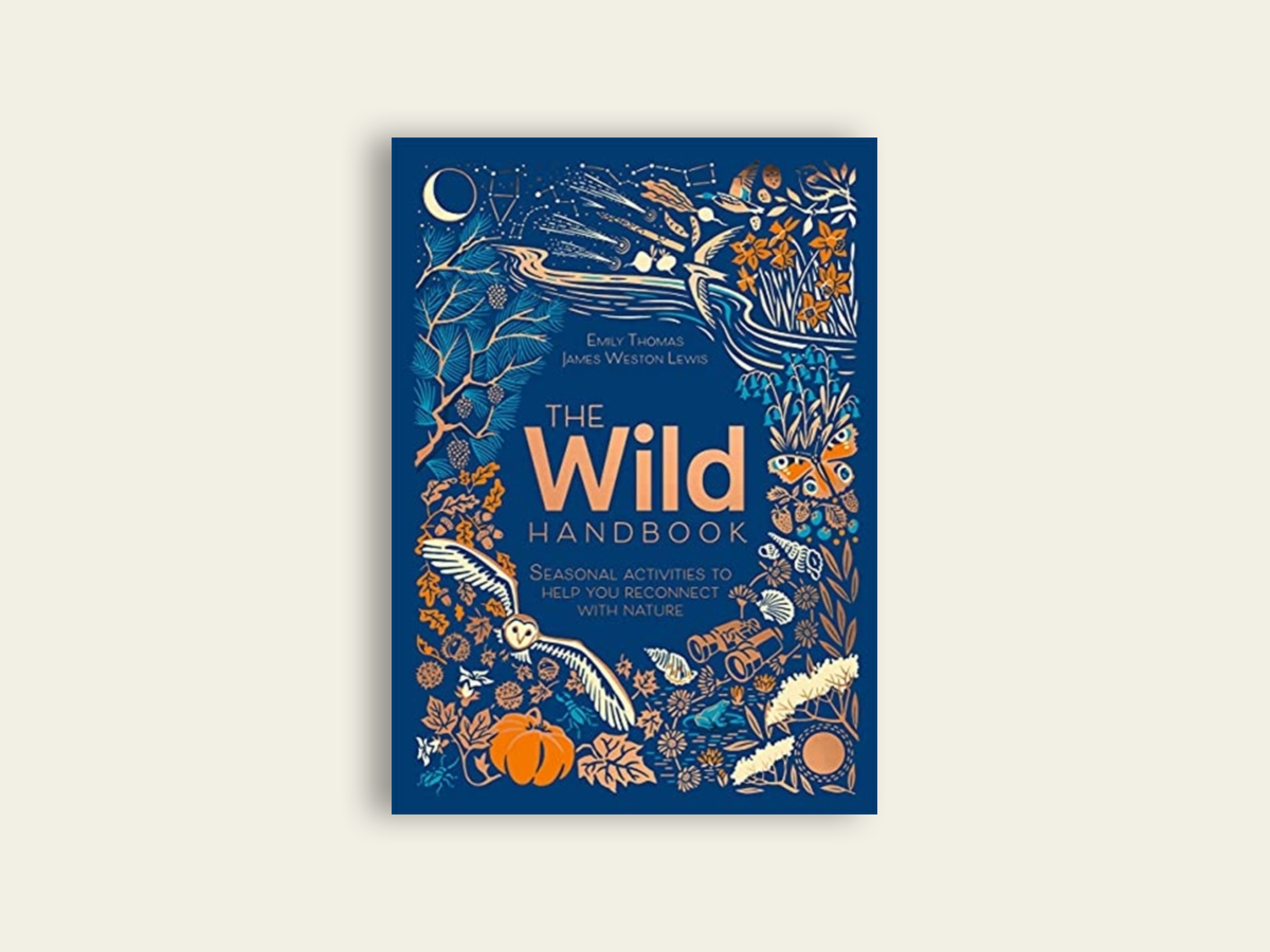 The Wild Handbook: Seasonal activities to help you reconnect with nature by Emily Thomas