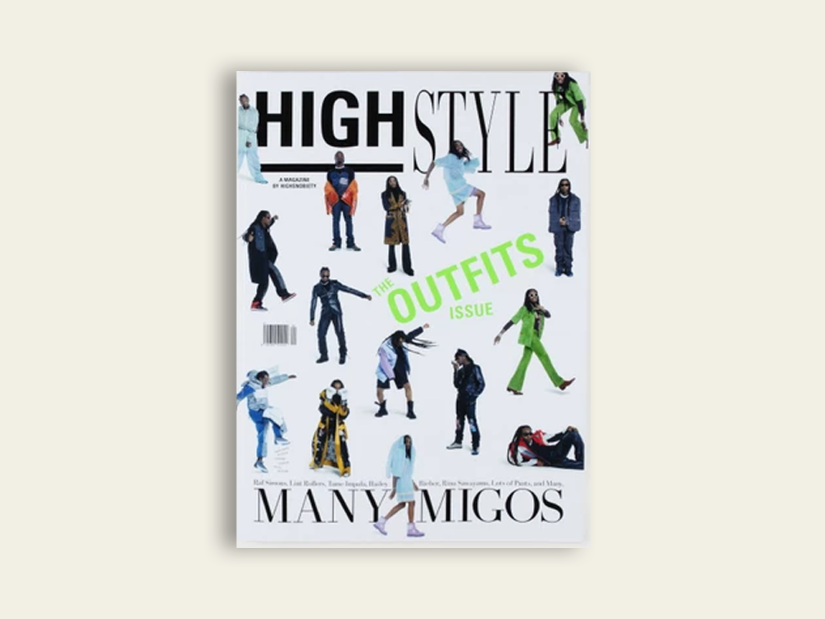 Highsnobiety #20: High Life