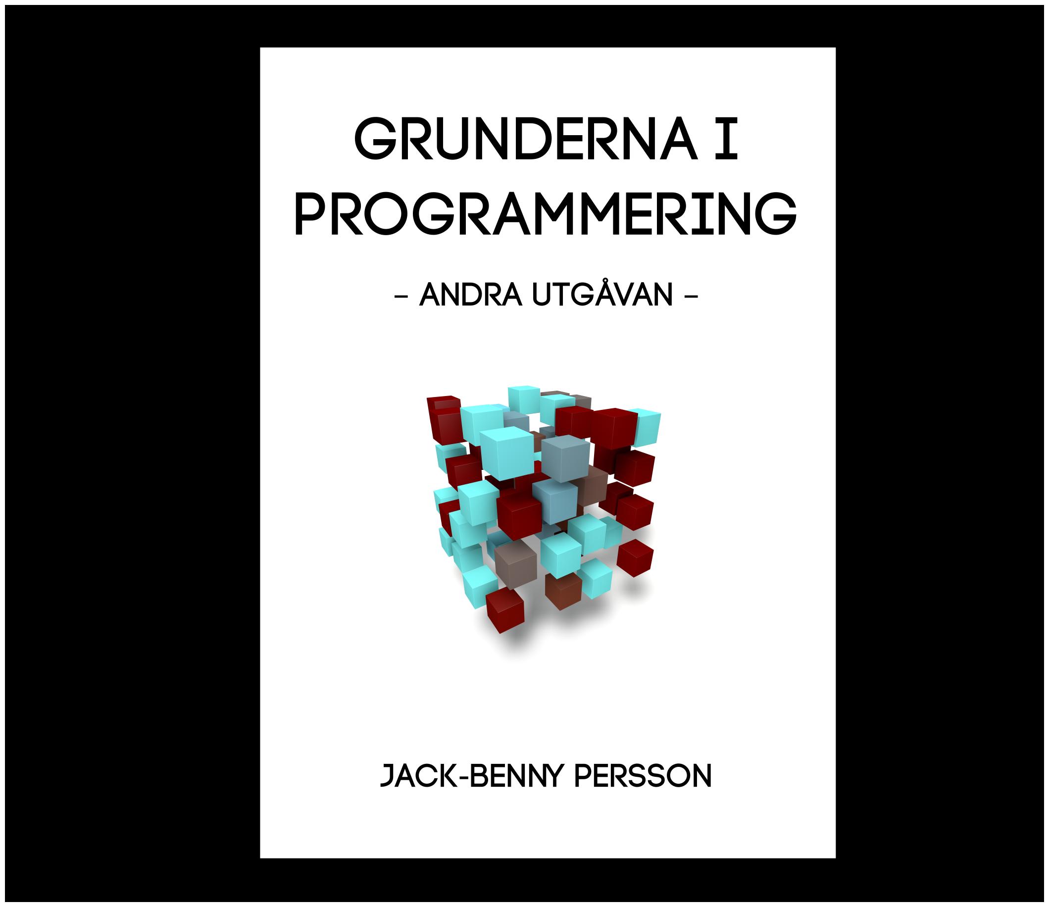 Grunderna i programmering (bok)