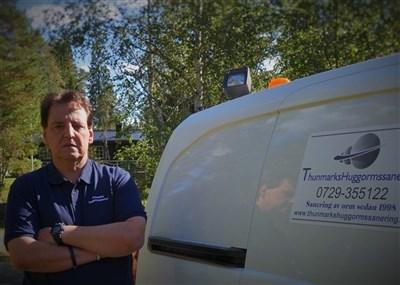 Huggormssanering Thomas Thunmark