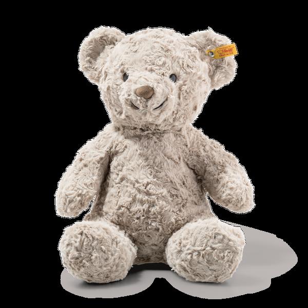 SOFT CUDDLY FRIENDS HONEY TEDDY BEAR 38CM