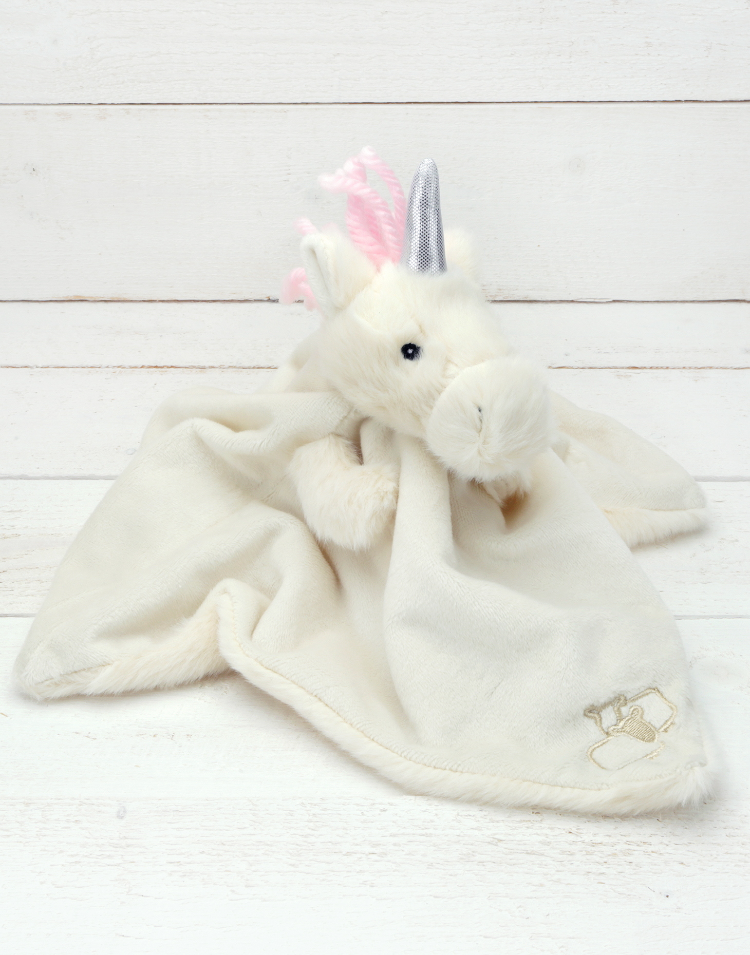 UNICORN SOOTHER/FINGER PUPPET JOMANDA