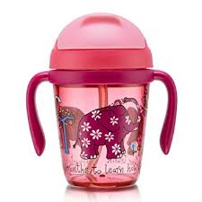 ELEPHANT TODDLERS DRINKING BOTTLE