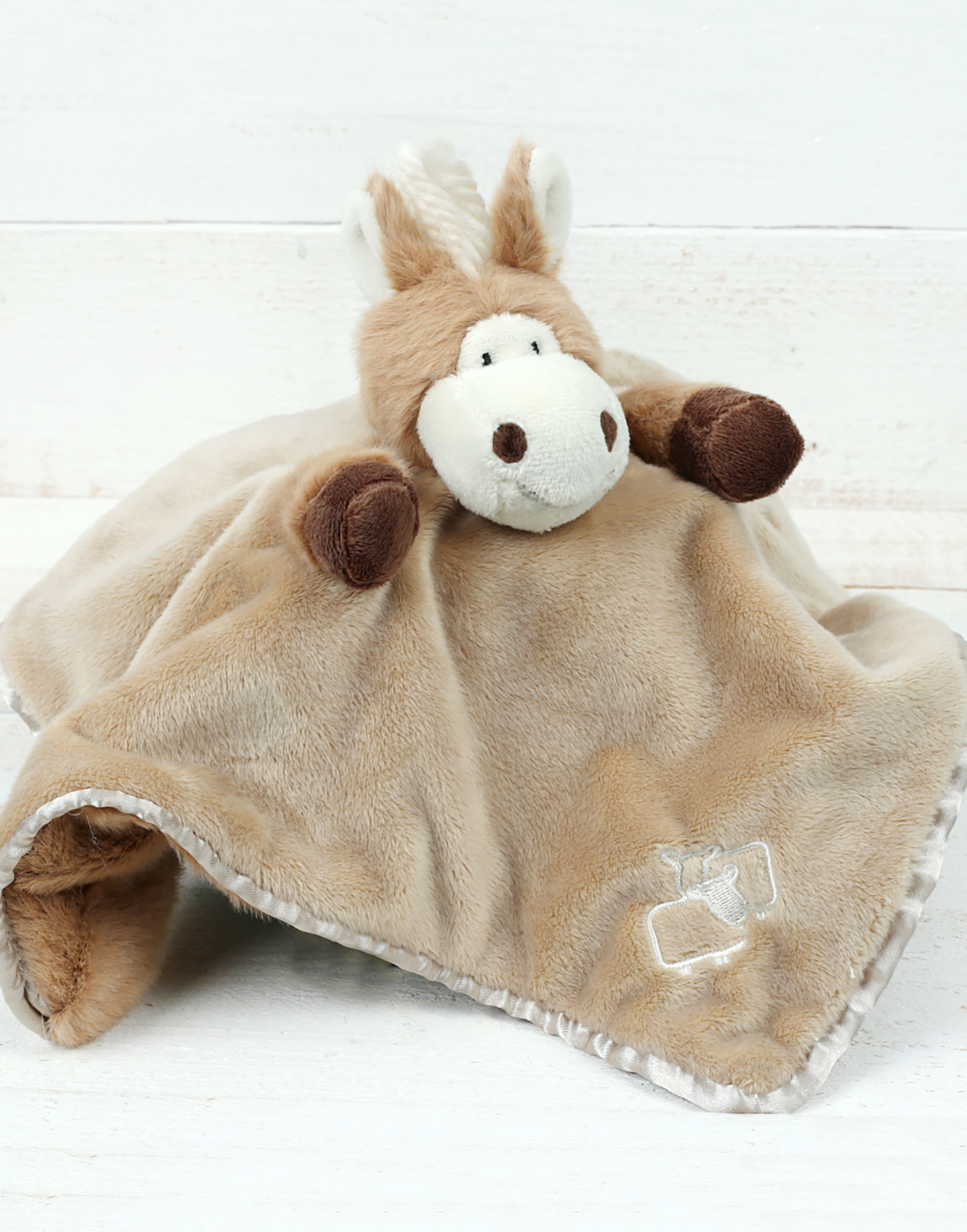 HAFFIE PONY SOOTHER/FINGER PUPPET JOMANDA