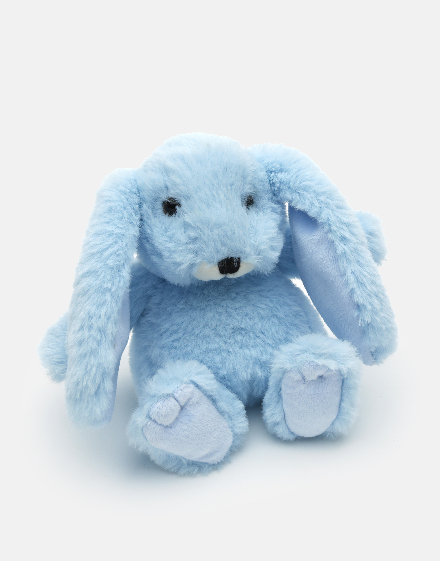 MINI BABY BLUE SNUGGLY BUNNY JOMANDA