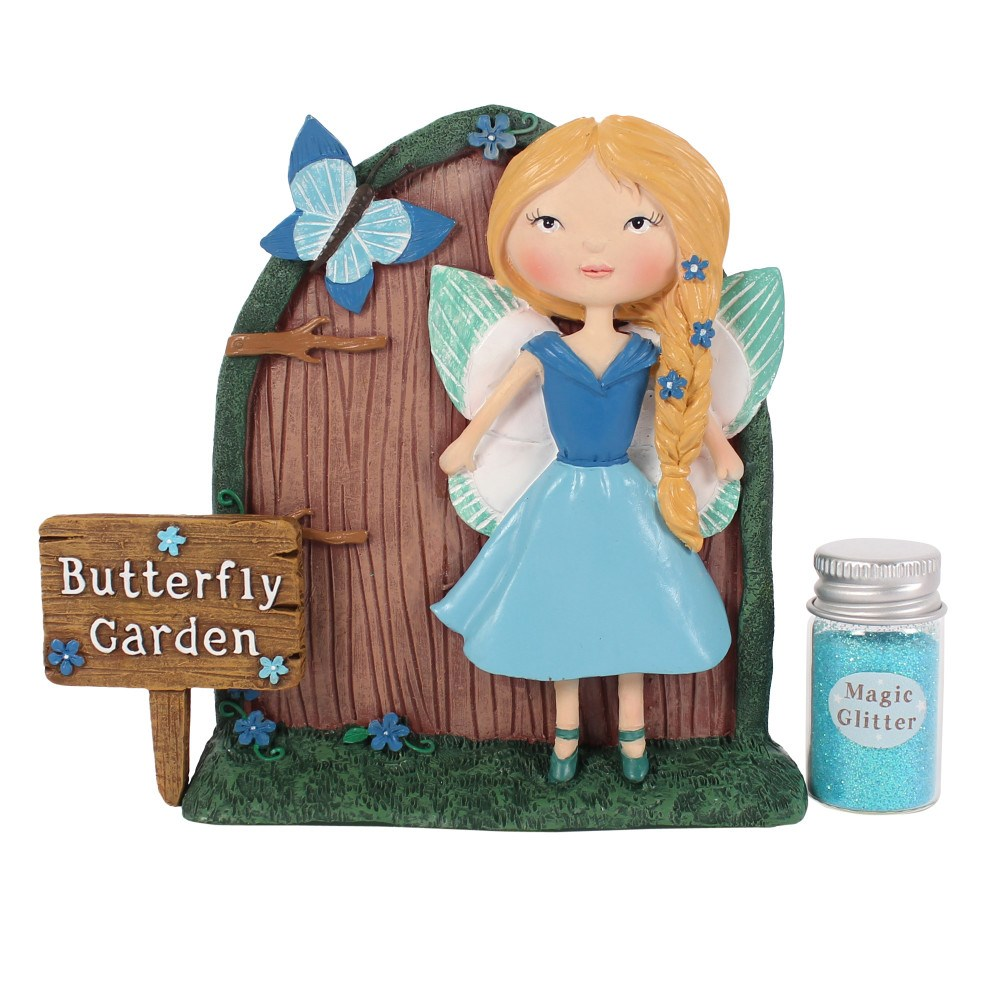 FAIRY DOOR GIFT SET - AMELIA AND BLUEBELL