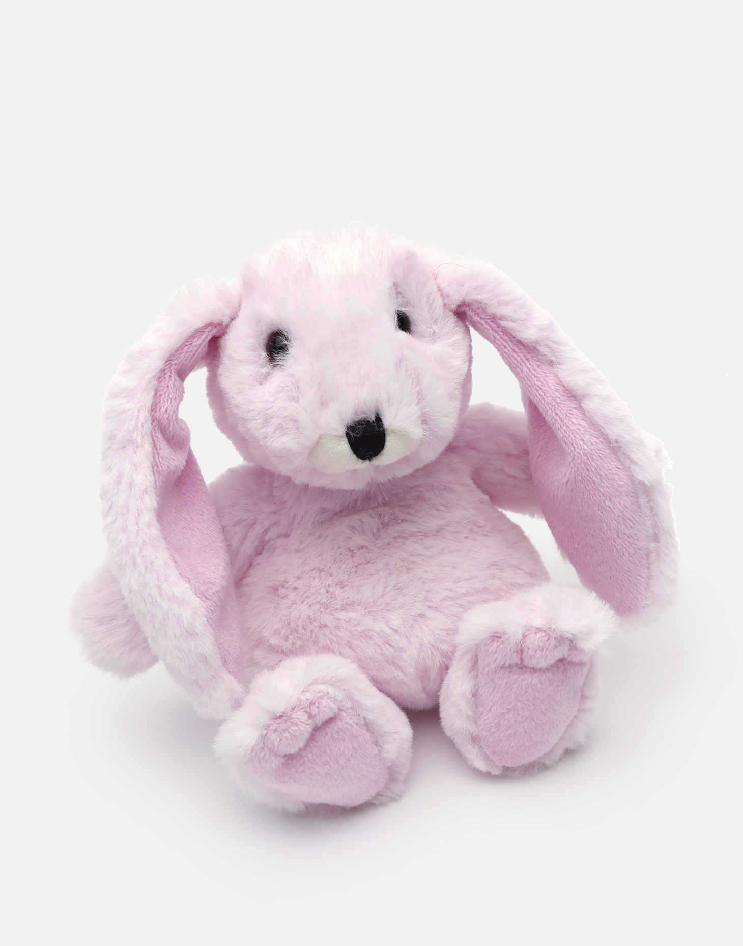 MINI BABY PINK SNUGGLY BABY PINK BUNNY