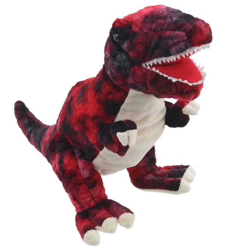 BABY DINOS - BABY T-REX RED