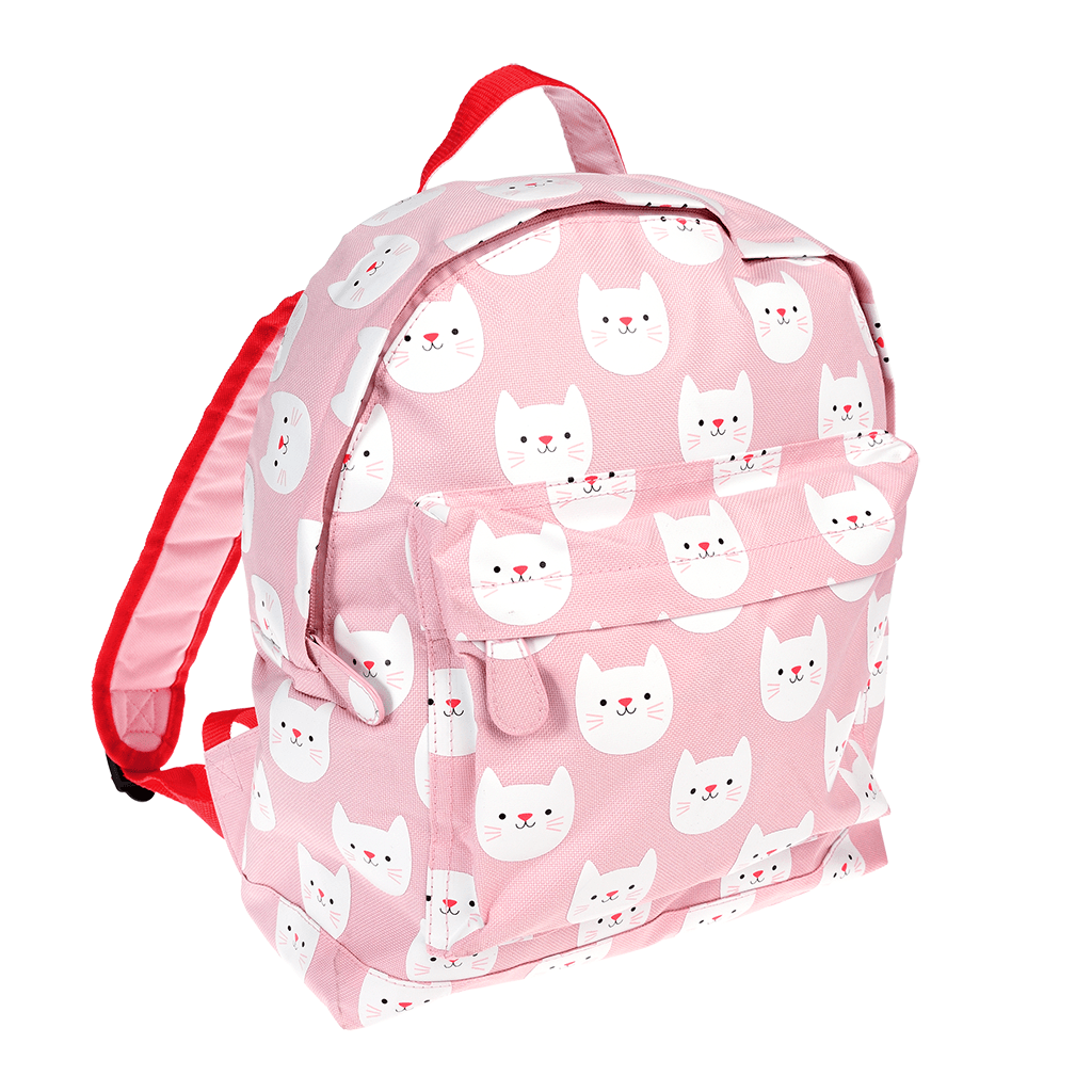 COOKIE THE CAT BACKPACK