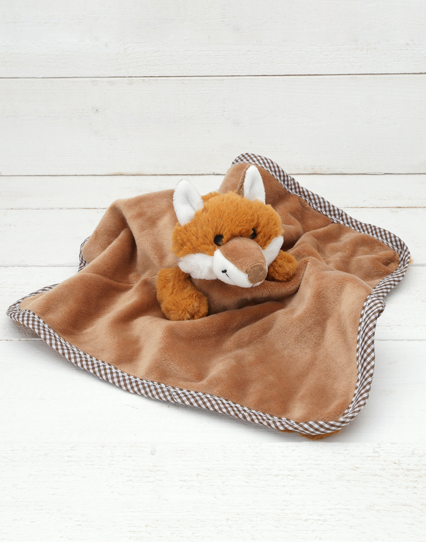 FOX SOOTHER/FINGER PUPPET JOMANDA