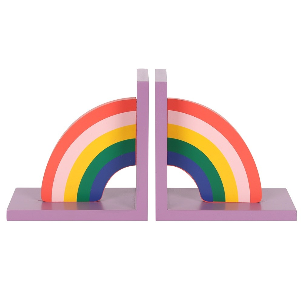 BOOKENDS - RAINBOW