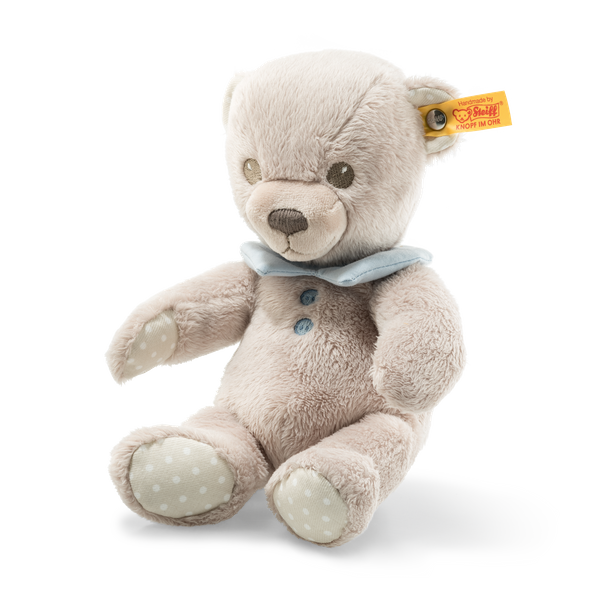 HELLO BABY LEVI TEDDY BEAR IN GIFT BOX