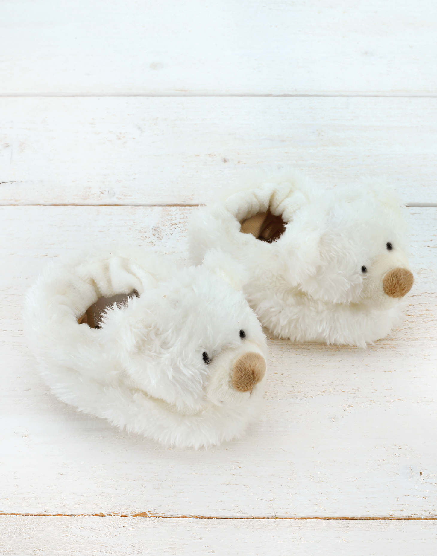 BEAR BABY SLIPPERS JOMANDA