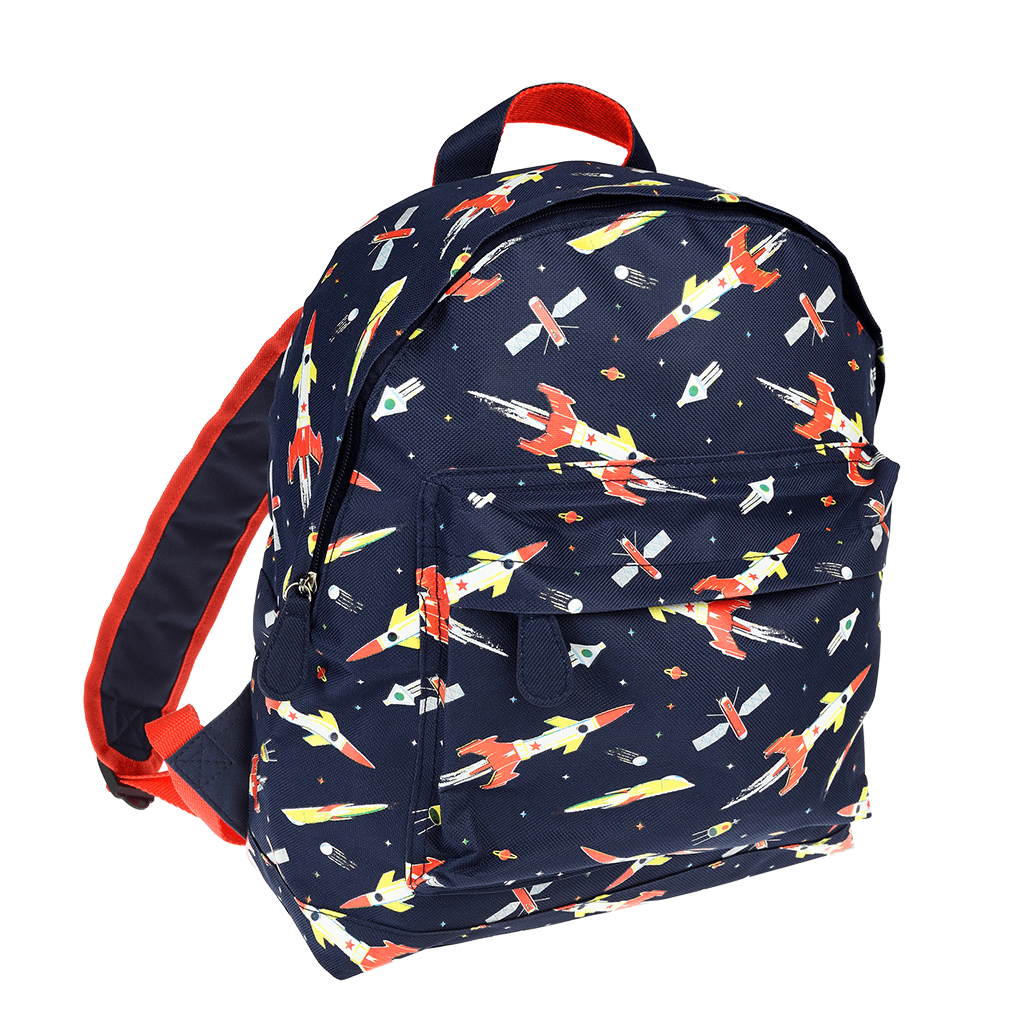 SPACE AGE DESIGN BACKPACK