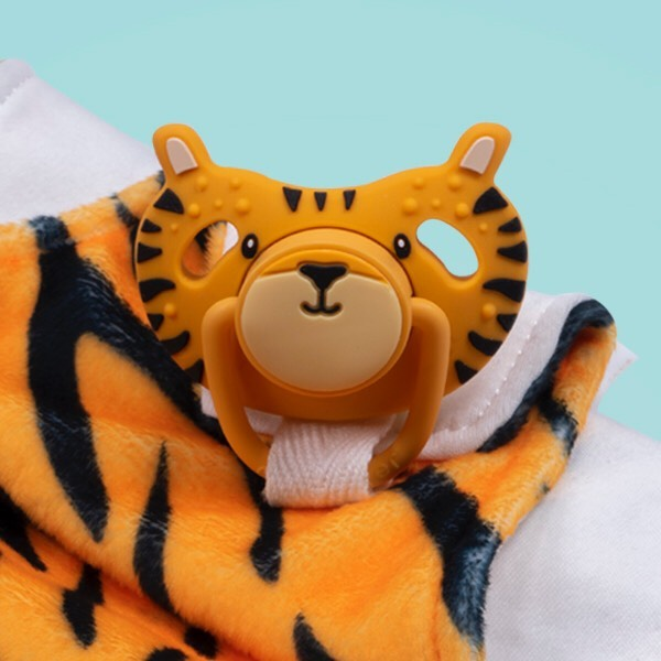 TERRY THE TIGER DUMFORTER