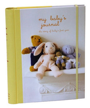 MY BABY'S FIRST YEAR JOURNAL