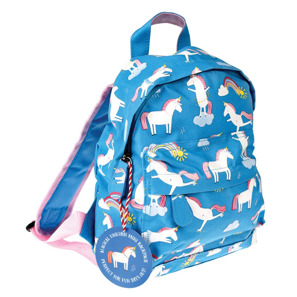 MAGICAL MINI UNICORN BACKPACK