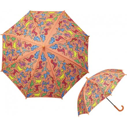 DINOSAURS CHILDREN'S UMBRELLA