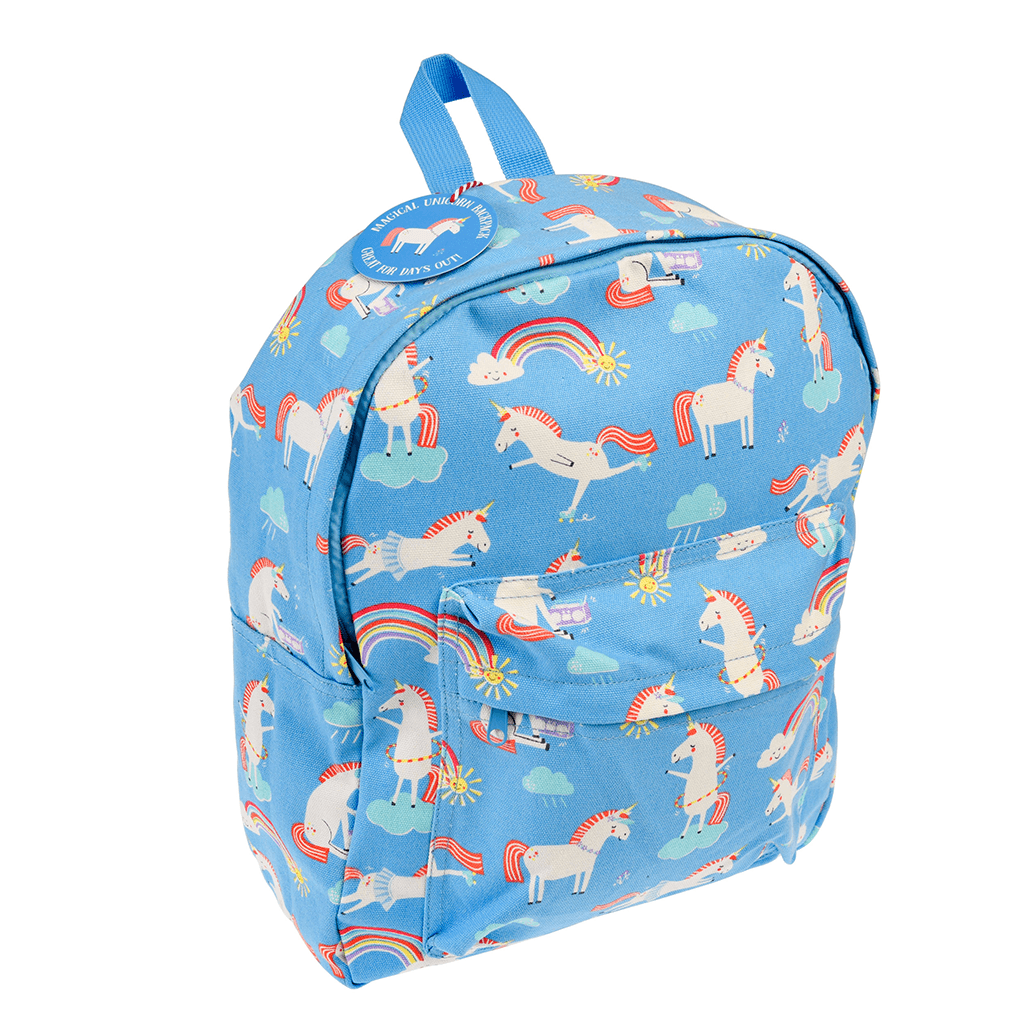 MAGICAL UNICORN BACKPACK