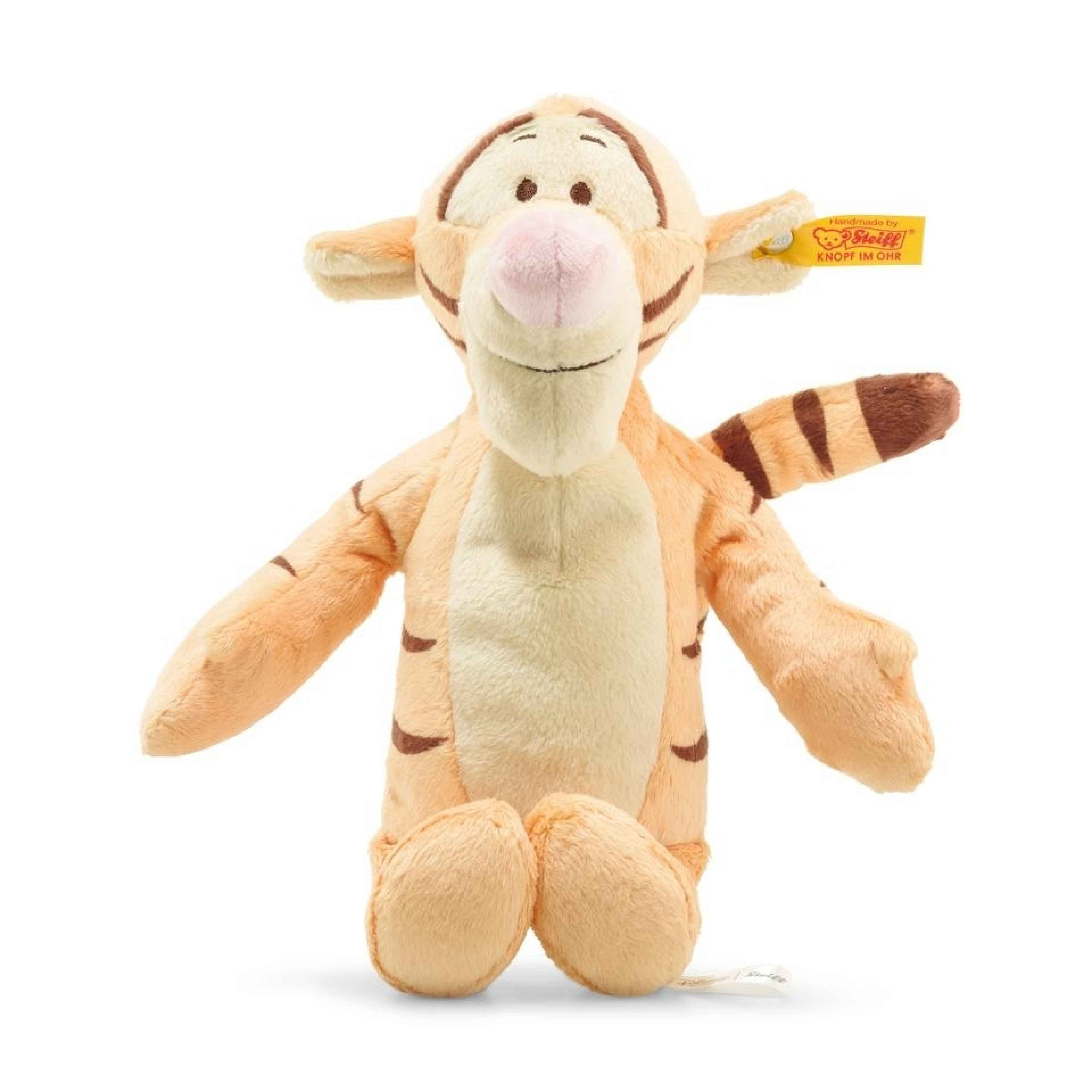 DISNEY TIGGER WITH SQUEAKER