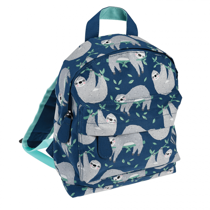SYDNEY SLOTH MINI BACKPACK