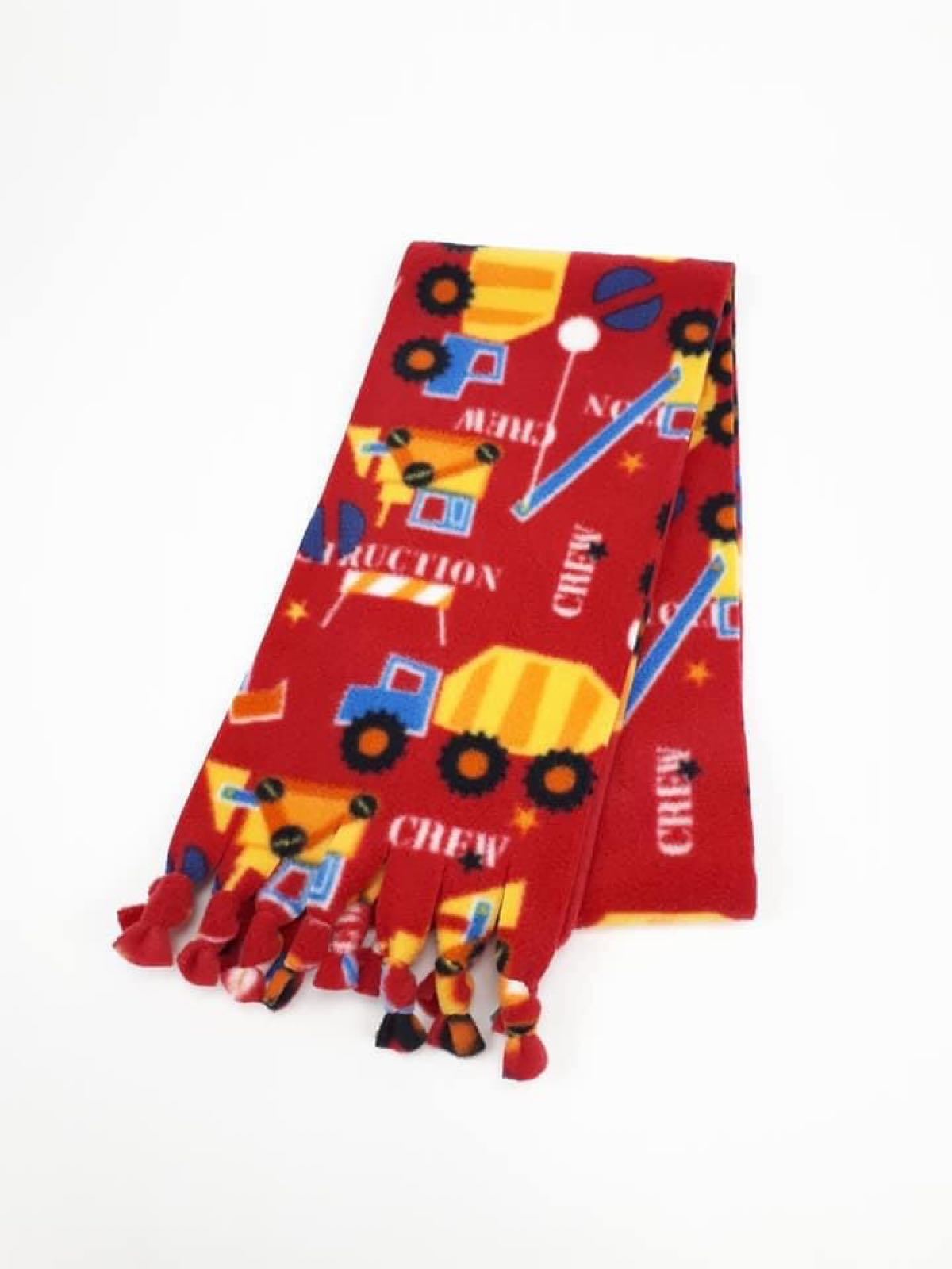 Red Trucks Scarf