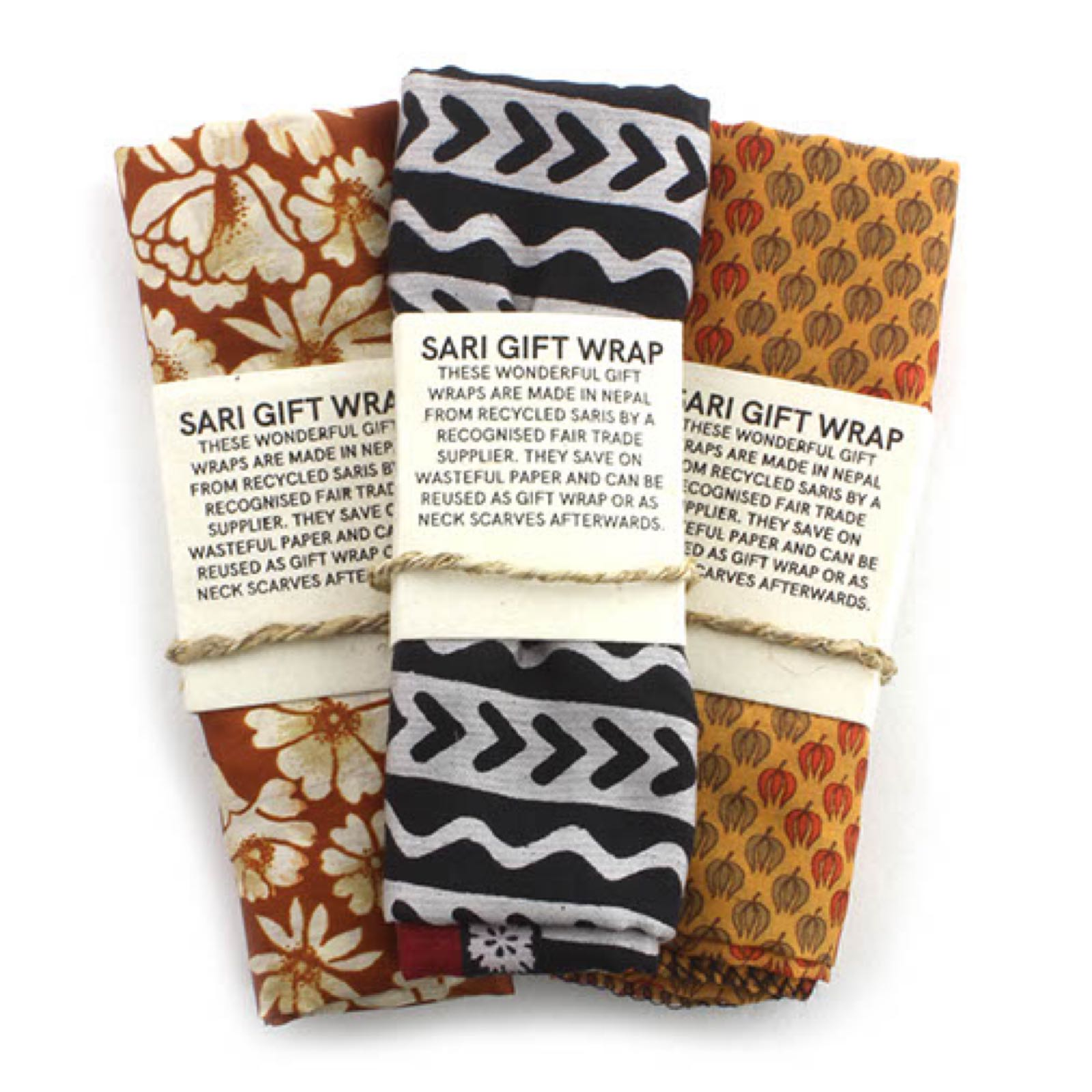 Sari Gift Wraps