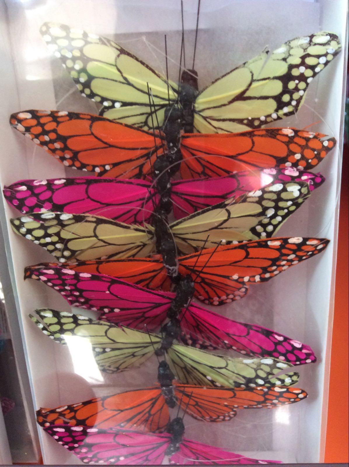 Sommerfuglgirlander Monark