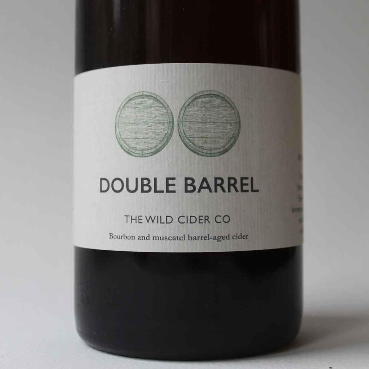 Wild Cider Co Double Barrel 7.0% (750ml)
